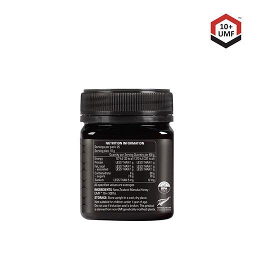 Comvita Manuka Honey UMF 10+ nutrition information