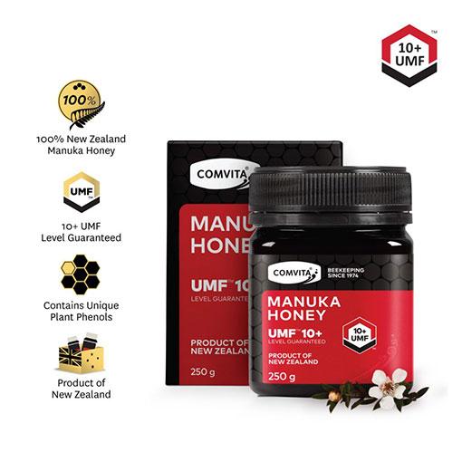 Comvita Manuka Honey UMF 10+ and benefits