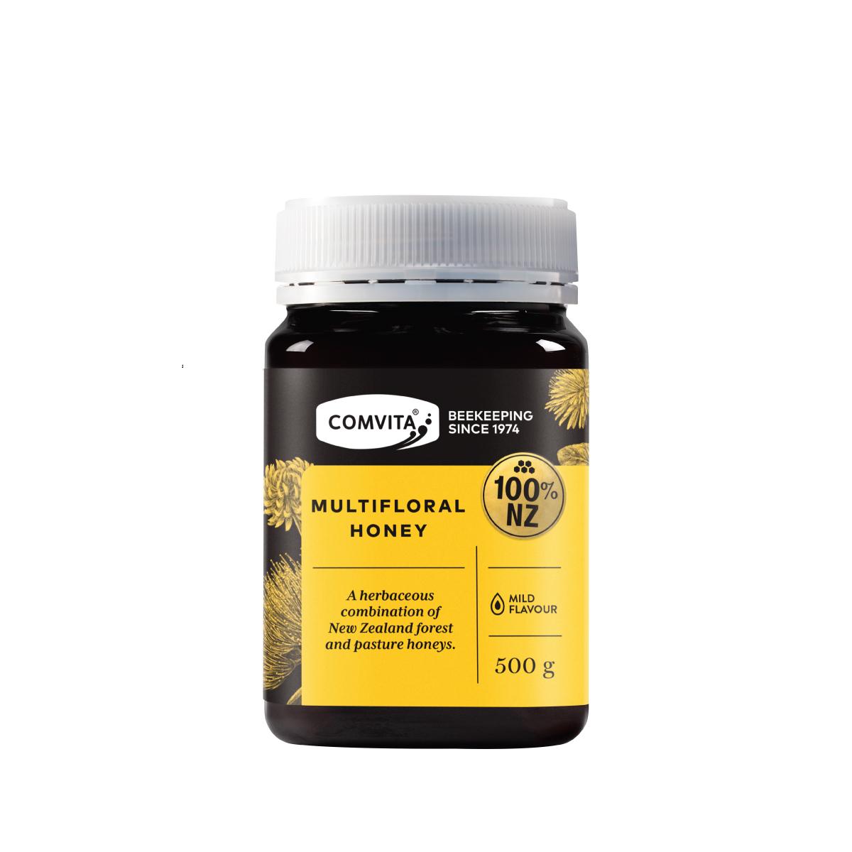 Comvita Multifloral Manuka Honey
